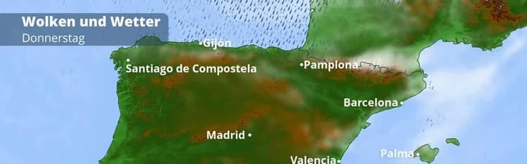 Video Spanien-Wetter