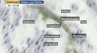 Wetterprognose Weihnachten 2018