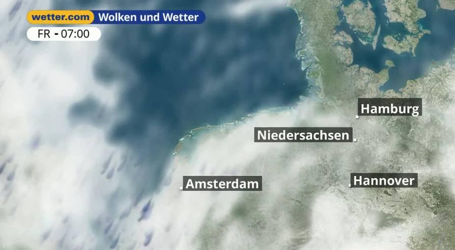 Niedersachsen: Dein Wetter für Deine Region!