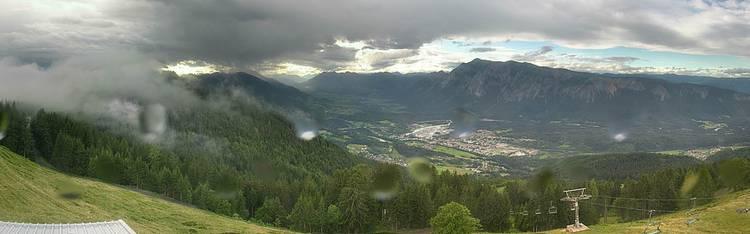 Livecam Arnoldstein - Bergbahnen Dreiländereck