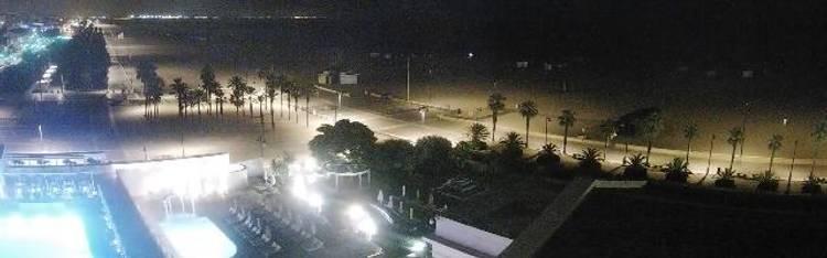 Livecam Valencia - Playa Malvarossa - Costa del Azahar