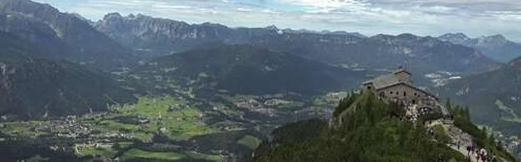 Livecam Berchtesgaden - Kehlstein