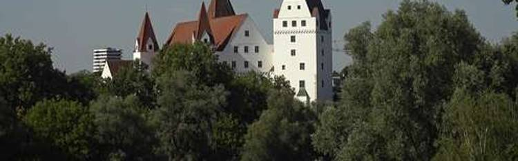 Livecam Ingolstadt - Donau - Klenzepark