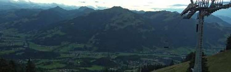 Livecam Kitzbühel - Bichlalm