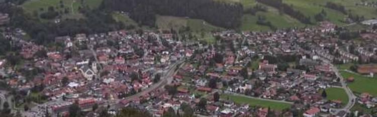 Livecam Oberstaufen - Oberallgäu - Staufner Berg
