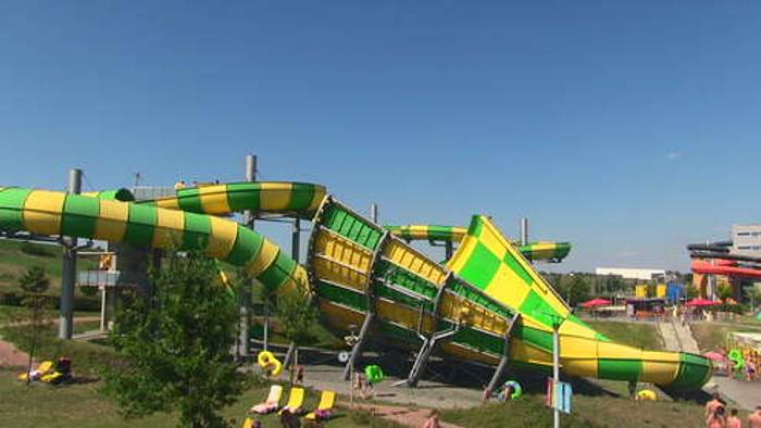 HD Live Webcam Pasohlávky - Aqualand Moravia