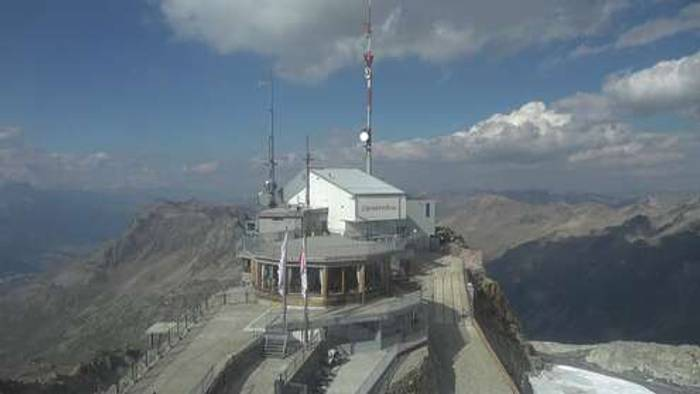 HD Live Webcam Silvaplana - Corvatsch