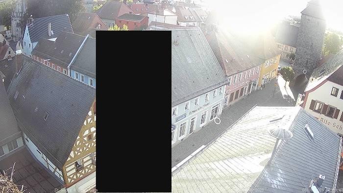 HD Live Webcam Höchstadt a.d. Aisch - Historische Altstadt