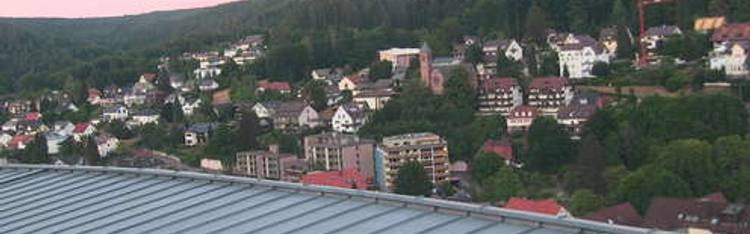 Livecam Bad Herrenalb - Schwarzwald Panorama