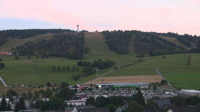 HD Live Webcam Willingen - Kurhotel Hochsauerland 2010