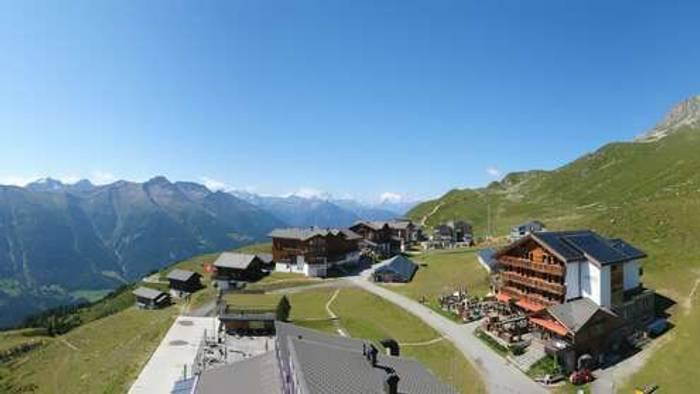 HD Live Webcam Fiescheralp - Fiesch