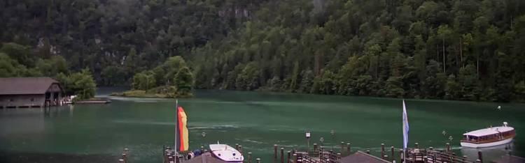 Livecam Berchtesgaden - Schönau am Königssee - Seelände