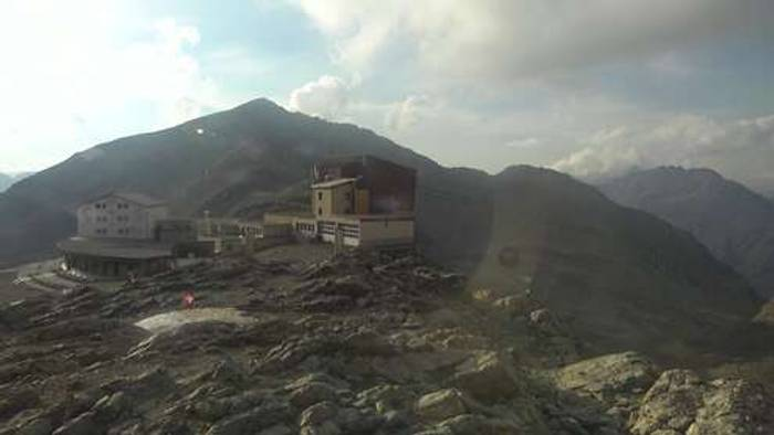 HD Live Webcam Pontresina - Diavolezza Bergstation
