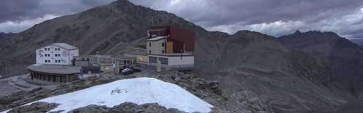 Livecam Pontresina - Diavolezza Bergstation - Piz Palü