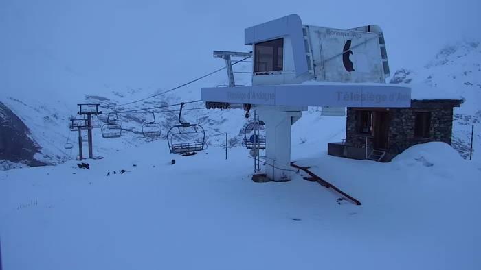 HD Live Webcam Bonneval-sur-Arc - Savoie