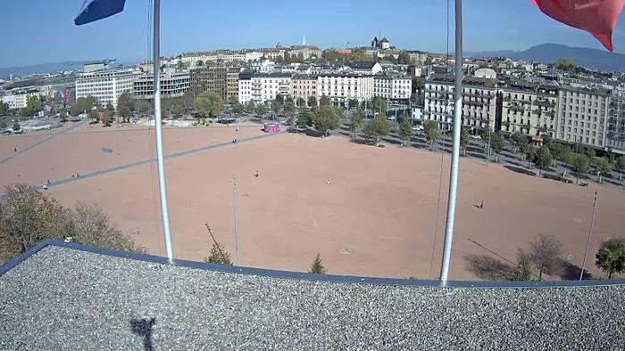 HD Live Webcam Genf - Plaine de Plainpalais