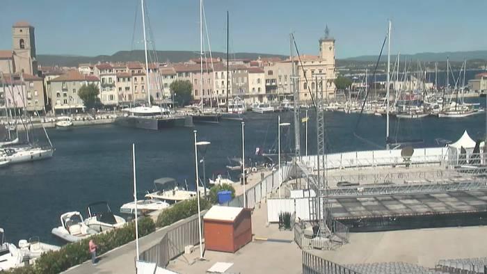 HD Live Webcam La Ciotat 01 - Vieux Port