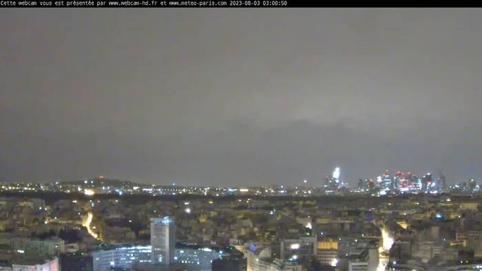 HD Live Webcam Paris - La Defense