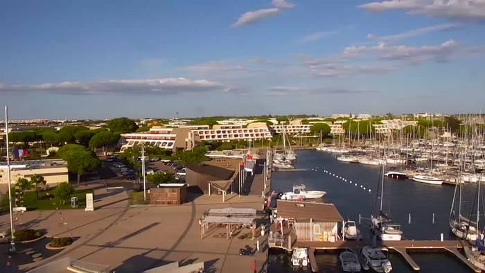 HD Live Webcam Port-Camargue 01