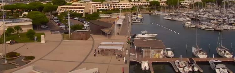 Livecam Port-Camargue