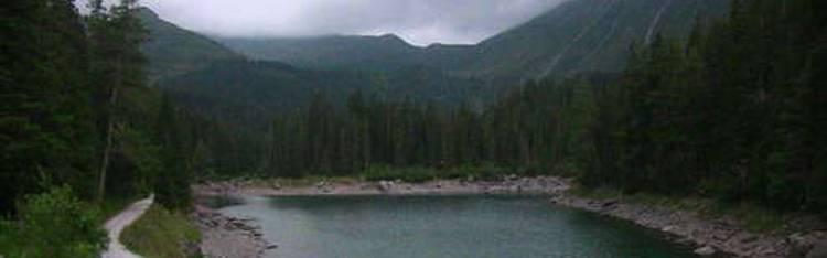 Livecam Obernberg am Brenner - Obernberger See