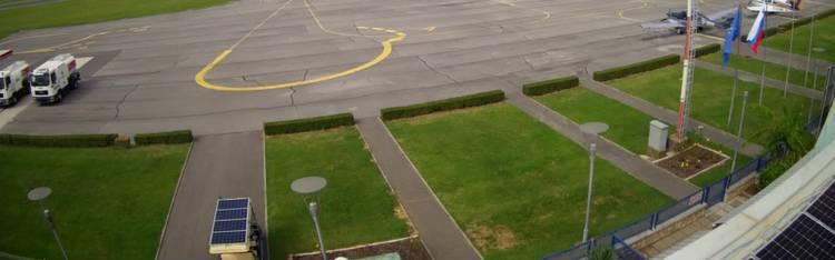 Livecam Portorož Airport: LJPZ