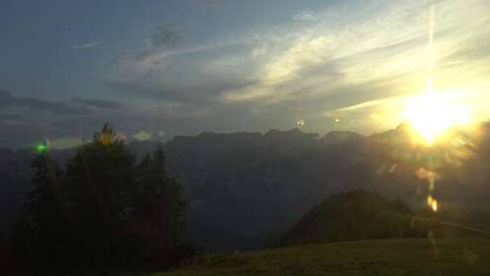 HD Live Webcam Hinterstoder - Panoramalift Tal - Startplatz West