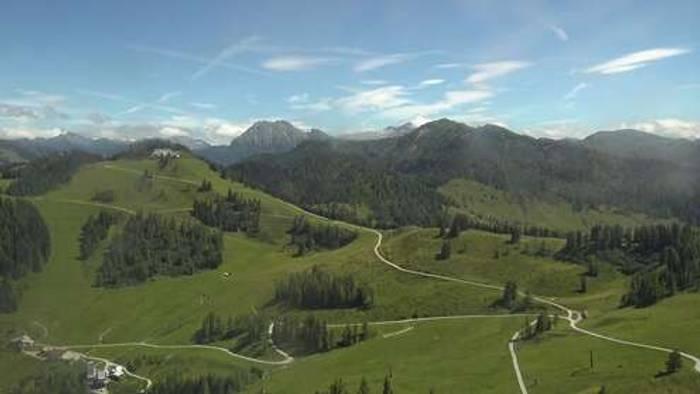 HD Live Webcam St. Johann im Pongau - Gernkogel Gipfel
