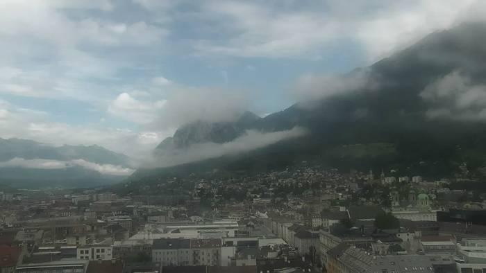 HD Live Webcam Innsbruck - Zentrum - PEMA-Turm