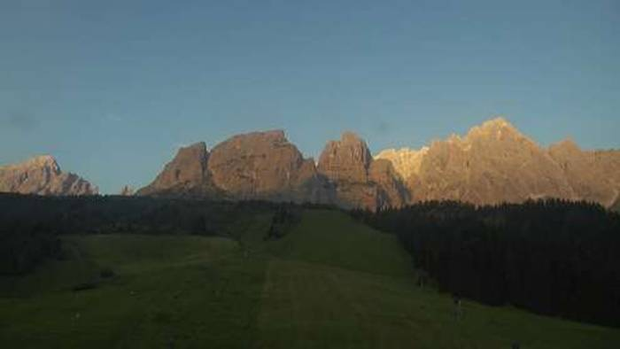 HD Live Webcam Sexten - Kreuzbergpass