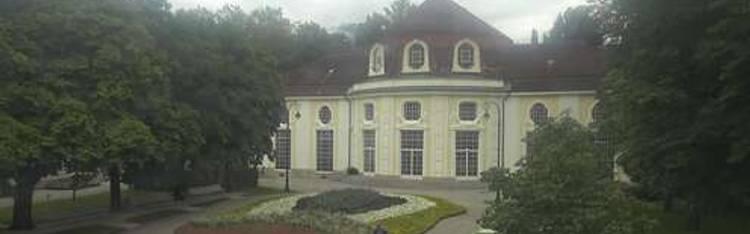 Livecam Bad Reichenhall - Königlicher Kurgarten