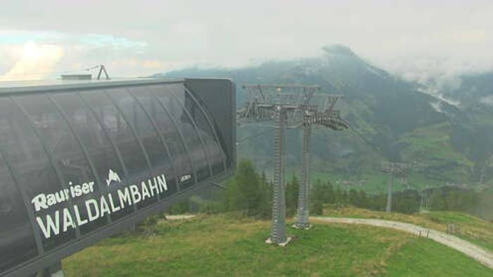 HD Live Webcam Rauris - Pinzgau - Waldalmbahn