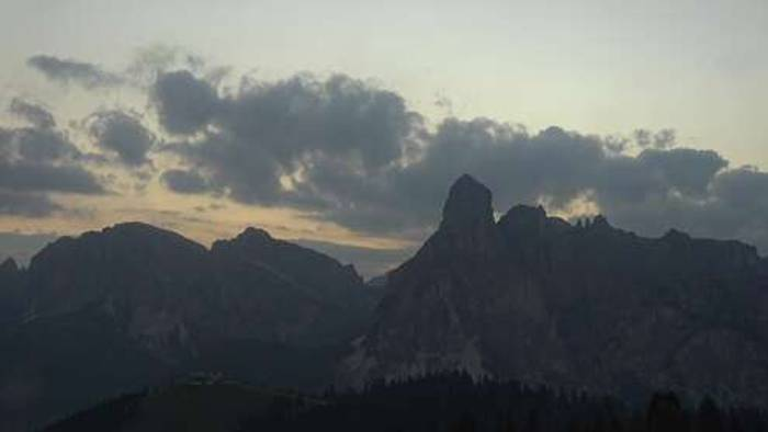HD Live Webcam Corvara - Piz Arlara