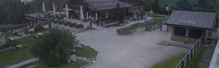 Livecam Innichen - Bergstation Haunold