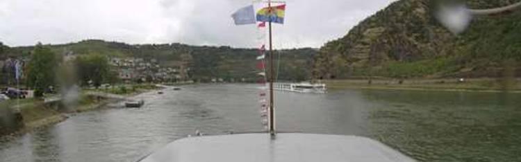 Livecam Koblenz - KD Schiff RMS Goethe