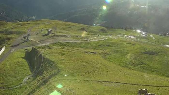 HD Live Webcam Turrach - Bergbahnen Turracher Höhe