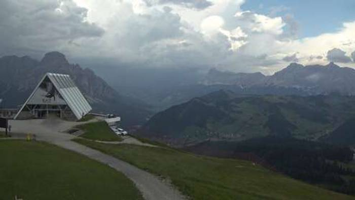 HD Live Webcam Corvara - Boé