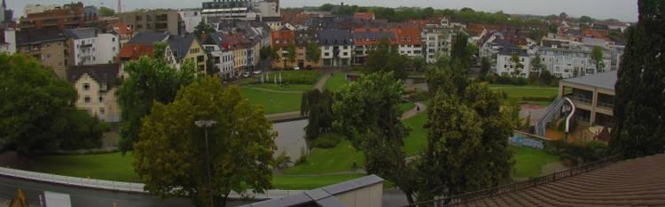 Livecam Paderborn - Paderquellgebiet - Stadtverwaltung