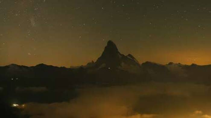 HD Live Webcam Zermatt - Rothorn - Bergstation 3103m