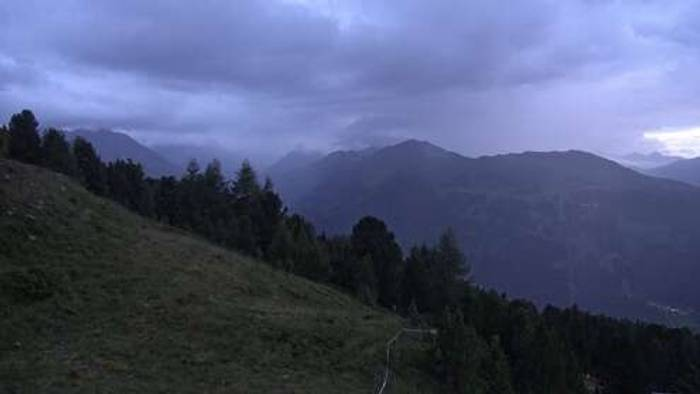 HD Live Webcam Bad Gastein - Graukogel Bergstation