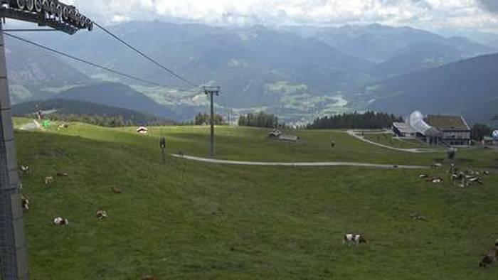 HD Live Webcam Bruneck - Olang Mittelstation