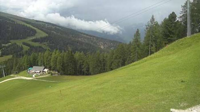 HD Live Webcam Bruneck - Pre da Peres Bergstation