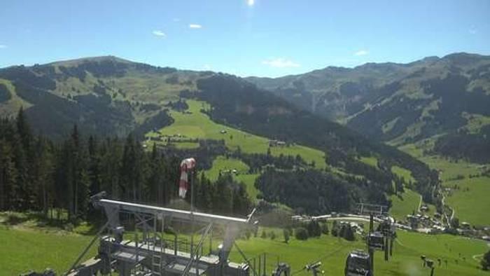 HD Live Webcam Maria Alm am Steinernen Meer - Natrun Bergstation