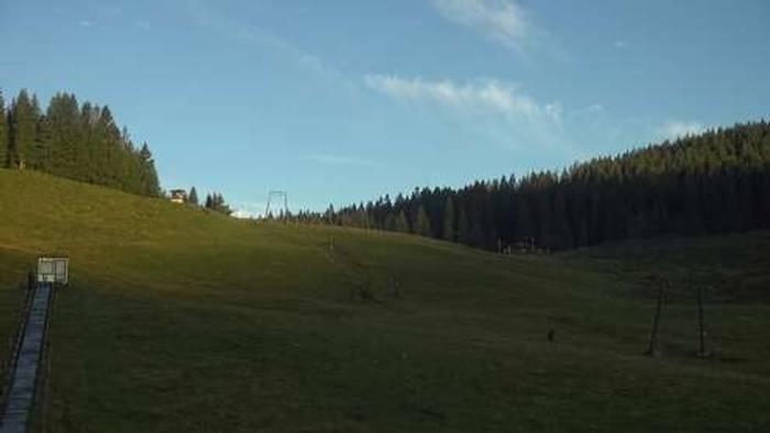 HD Live Webcam Abtenau - Winterpark Postalm - Lienbachhof