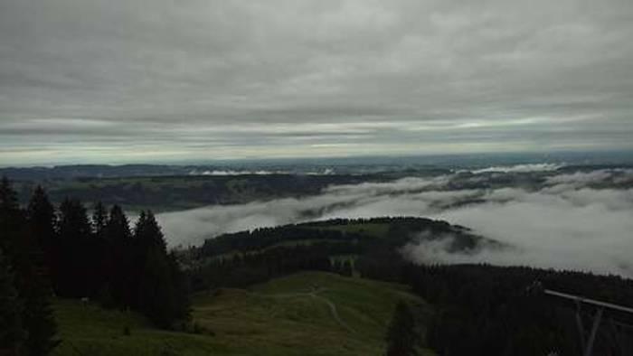 HD Live Webcam Oberstaufen - Imbergbahn