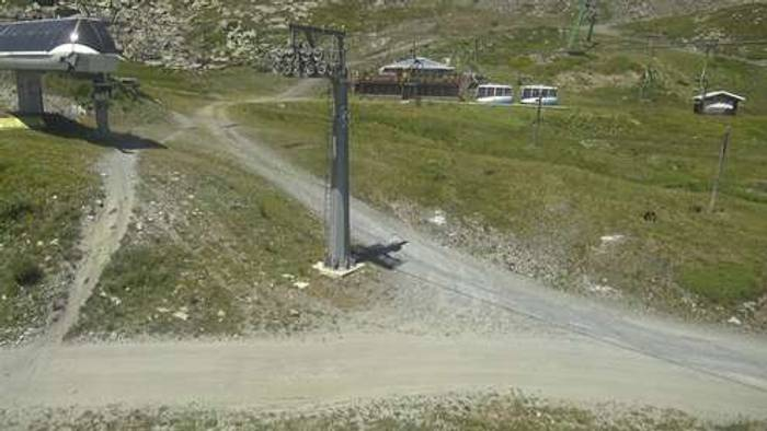 HD Live Webcam La Thuile - Les Suches