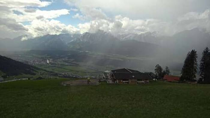 HD Live Webcam Weerberg - Hüttegglift