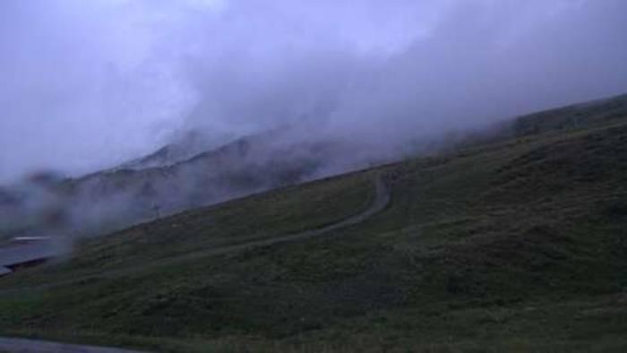 HD Live Webcam Obersaxen Mundaun - Untermatt Bergstation