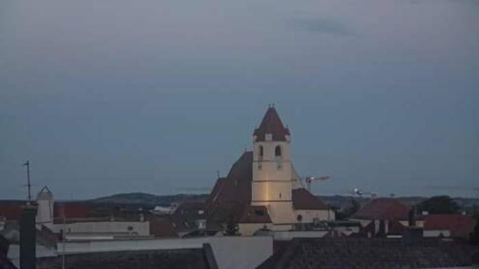 HD Live Webcam Eisenstadt - Schloss Esterhazy