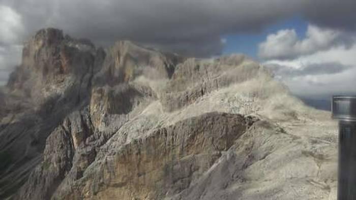 HD Live Webcam San Martino di Castrozza - Cima Rosetta